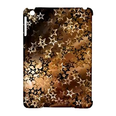 Star Sky Graphic Night Background Apple Ipad Mini Hardshell Case (compatible With Smart Cover)