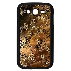 Star Sky Graphic Night Background Samsung Galaxy Grand Duos I9082 Case (black)