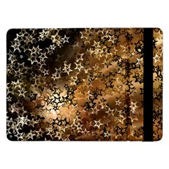 Star Sky Graphic Night Background Samsung Galaxy Tab Pro 12 2  Flip Case