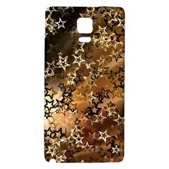 Star Sky Graphic Night Background Galaxy Note 4 Back Case
