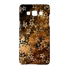 Star Sky Graphic Night Background Samsung Galaxy A5 Hardshell Case