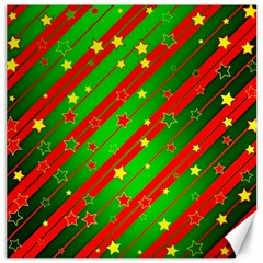 Star Sky Graphic Night Background Canvas 12  X 12