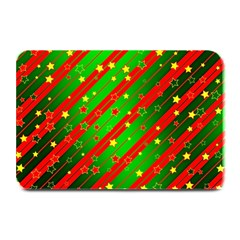 Star Sky Graphic Night Background Plate Mats