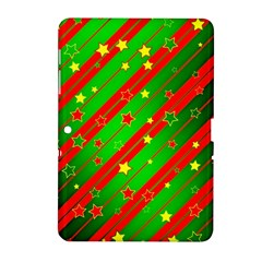 Star Sky Graphic Night Background Samsung Galaxy Tab 2 (10 1 ) P5100 Hardshell Case