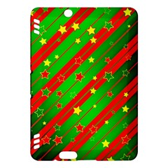 Star Sky Graphic Night Background Kindle Fire Hdx Hardshell Case