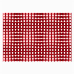 Christmas Paper Wrapping Paper Large Glasses Cloth (2 Side)