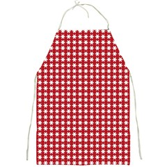 Christmas Paper Wrapping Paper Full Print Aprons