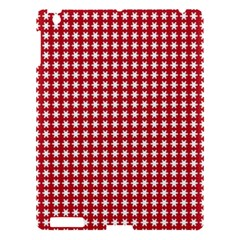 Christmas Paper Wrapping Paper Apple Ipad 3/4 Hardshell Case