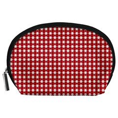 Christmas Paper Wrapping Paper Accessory Pouches (large)