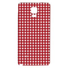 Christmas Paper Wrapping Paper Galaxy Note 4 Back Case