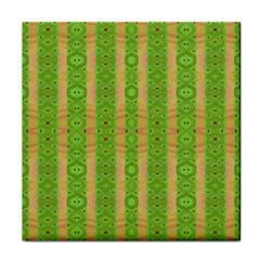 Seamless Tileable Pattern Design Tile Coasters