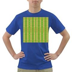 Seamless Tileable Pattern Design Dark T Shirt