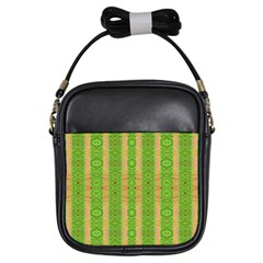 Seamless Tileable Pattern Design Girls Sling Bags