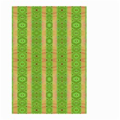 Seamless Tileable Pattern Design Small Garden Flag (two Sides)