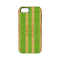Seamless Tileable Pattern Design Apple Iphone 5 Classic Hardshell Case (pc+silicone)
