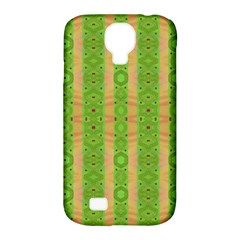 Seamless Tileable Pattern Design Samsung Galaxy S4 Classic Hardshell Case (pc+silicone)