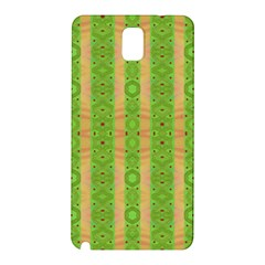 Seamless Tileable Pattern Design Samsung Galaxy Note 3 N9005 Hardshell Back Case