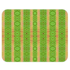 Seamless Tileable Pattern Design Double Sided Flano Blanket (medium)