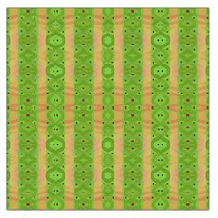 Seamless Tileable Pattern Design Large Satin Scarf (square)