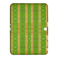 Seamless Tileable Pattern Design Samsung Galaxy Tab 4 (10 1 ) Hardshell Case