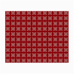 Christmas Paper Wrapping Paper Small Glasses Cloth (2 Side)