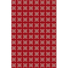 Christmas Paper Wrapping Paper 5 5  X 8 5  Notebooks
