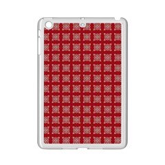Christmas Paper Wrapping Paper Ipad Mini 2 Enamel Coated Cases