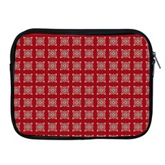 Christmas Paper Wrapping Paper Apple Ipad 2/3/4 Zipper Cases