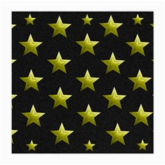 Stars Backgrounds Patterns Shapes Medium Glasses Cloth (2 Side)