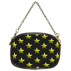 Stars Backgrounds Patterns Shapes Chain Purses (two Sides)