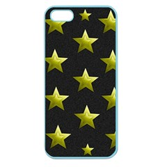 Stars Backgrounds Patterns Shapes Apple Seamless Iphone 5 Case (color)