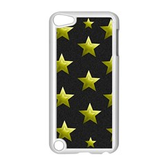 Stars Backgrounds Patterns Shapes Apple Ipod Touch 5 Case (white)