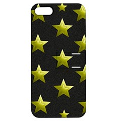 Stars Backgrounds Patterns Shapes Apple Iphone 5 Hardshell Case With Stand