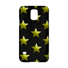 Stars Backgrounds Patterns Shapes Samsung Galaxy S5 Hardshell Case
