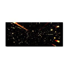 Star Sky Graphic Night Background Cosmetic Storage Cases