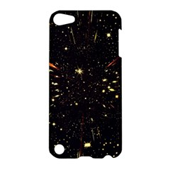 Star Sky Graphic Night Background Apple Ipod Touch 5 Hardshell Case