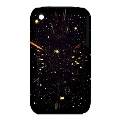 Star Sky Graphic Night Background Iphone 3s/3gs
