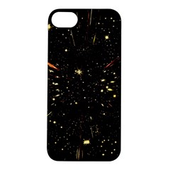 Star Sky Graphic Night Background Apple Iphone 5s/ Se Hardshell Case