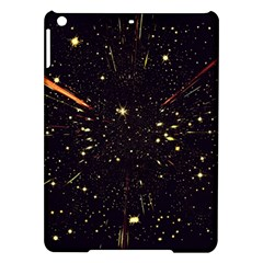Star Sky Graphic Night Background Ipad Air Hardshell Cases