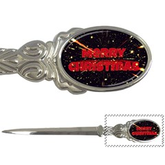Star Sky Graphic Night Background Letter Openers