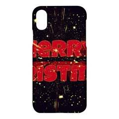 Star Sky Graphic Night Background Apple Iphone X Hardshell Case