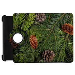 Branch Christmas Cone Evergreen Kindle Fire Hd 7