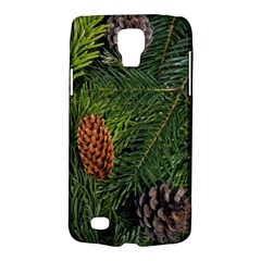 Branch Christmas Cone Evergreen Galaxy S4 Active