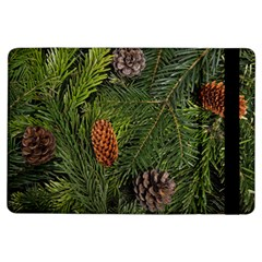 Branch Christmas Cone Evergreen Ipad Air Flip