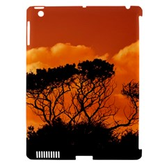 Trees Branches Sunset Sky Clouds Apple Ipad 3/4 Hardshell Case (compatible With Smart Cover)