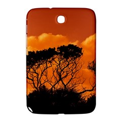 Trees Branches Sunset Sky Clouds Samsung Galaxy Note 8 0 N5100 Hardshell Case