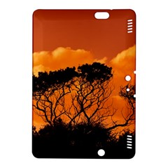 Trees Branches Sunset Sky Clouds Kindle Fire Hdx 8 9  Hardshell Case