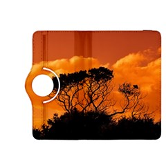 Trees Branches Sunset Sky Clouds Kindle Fire Hdx 8 9  Flip 360 Case
