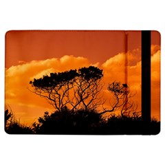 Trees Branches Sunset Sky Clouds Ipad Air Flip