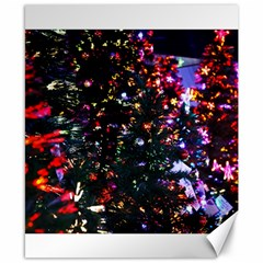 Abstract Background Celebration Canvas 8  X 10